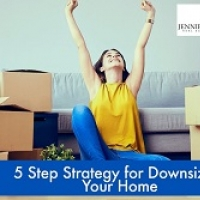 5 Step Strategy to Downsizing Your Home